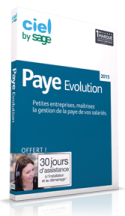 Ciel Paye Evolution