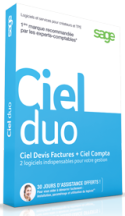 Ciel Duo Compta/Facturation