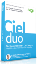 Ciel Duo Facturation + Compta