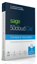 Sage 50cloud Ciel Gestion Commerciale + Compta