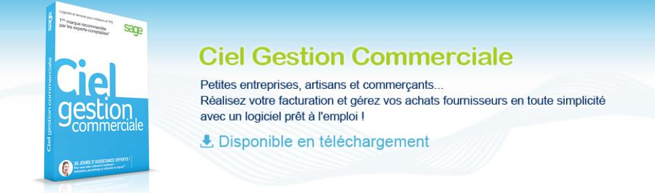 CIEL GRATUIT 16.0 GESTION TÉLÉCHARGER COMMERCIALE